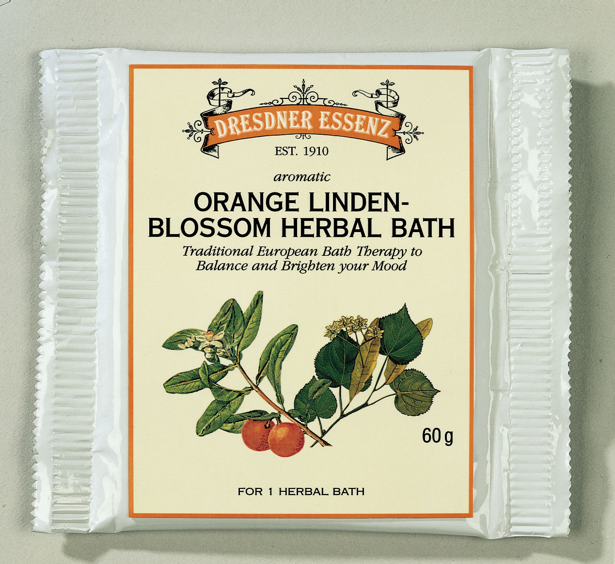 Koupel Orange & Linden Blossom 60g